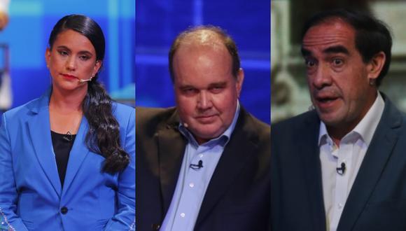 ¿Cuáles fueron las frases políticas más destacadas de la semana? (Foto: Composición GEC)