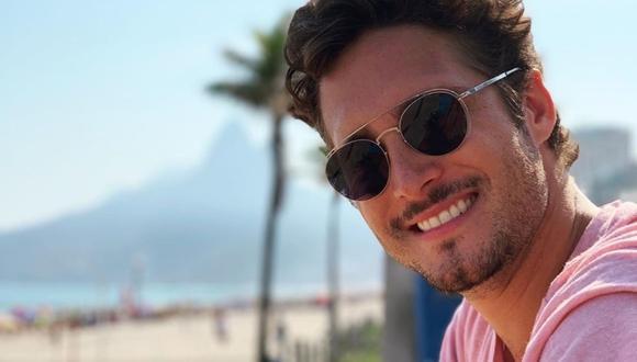 Diego Boneta  (Foto: Instagram)