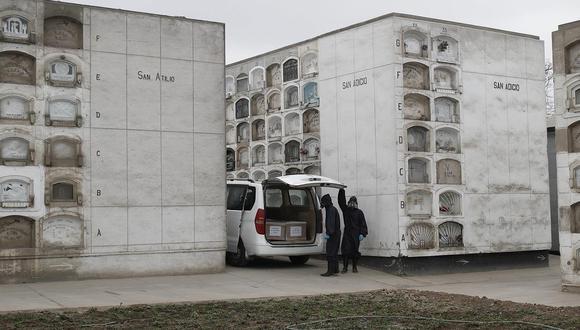 La cantidad de fallecidos aumentó, informó el Minsa (Foto: GEC)