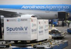Rusia afirma que cumplirá suministros de vacunas contra el coronavirus a Argentina