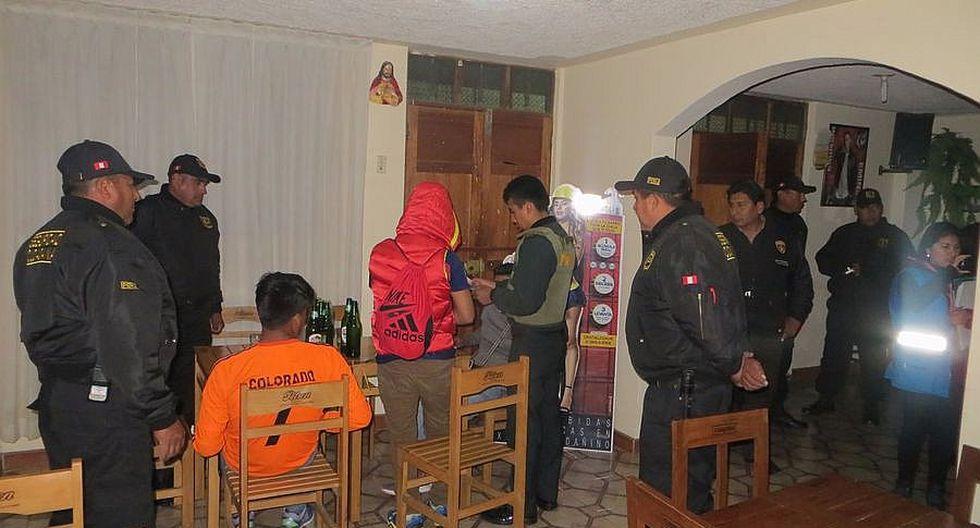 Tacna: Parroquiano acude a bar para divertirse pero lo asaltan