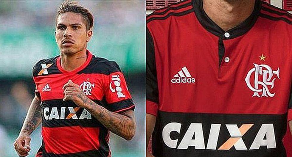 Paolo Guerrero donará su camiseta del Flamengo para subasta a favor de la Teletón