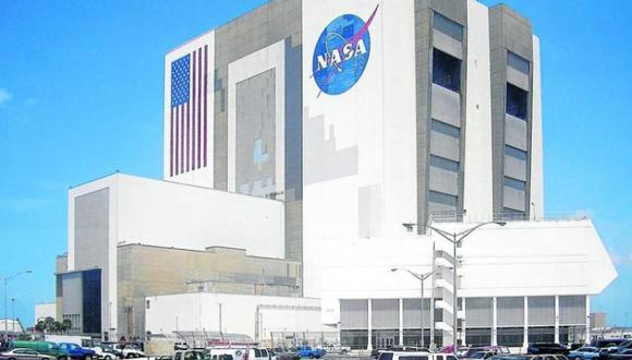 Cinco peruanos destacan en la NASA