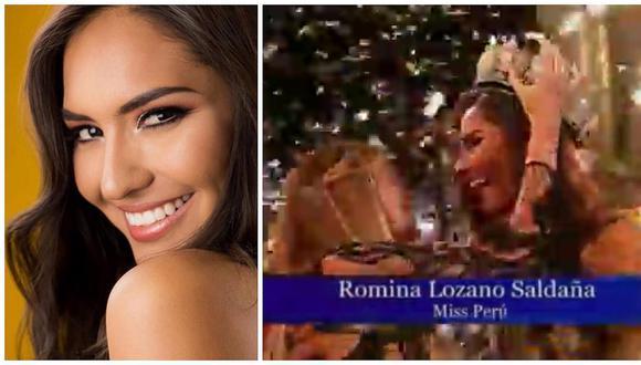 Miss Perú 2018: Candidata del Callao es la nueva reina de belleza (VIDEO)