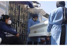 COVID-19: 19 fallecidos en las últimas 24 horas en la región La Libertad