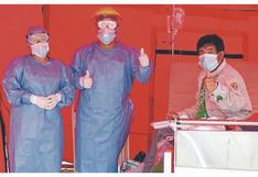 Cerca de 9 mil pacientes superan el COVID-19 en Áncash