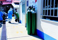 Adquieren 20 balones de oxígeno para abastecer hospital de Satipo