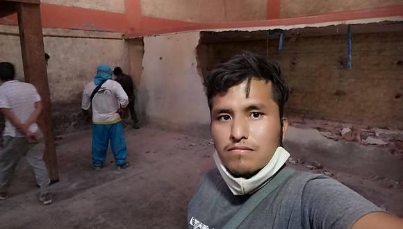 Juan Pedro De la cruz Cueva pedía 250 soles por la recarga y aseguraba llevar el oxígeno a la vivienda de sus posibles víctimas