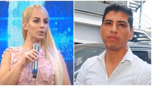 Dalia Durán acusa a John Kelvin de violentarla sexualmente. (Fotos: Captura ATV)