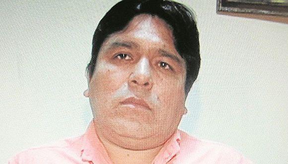 "Interpol emite alerta roja por prófugo Rubén Moreno Olivo, alias ""Goro"""