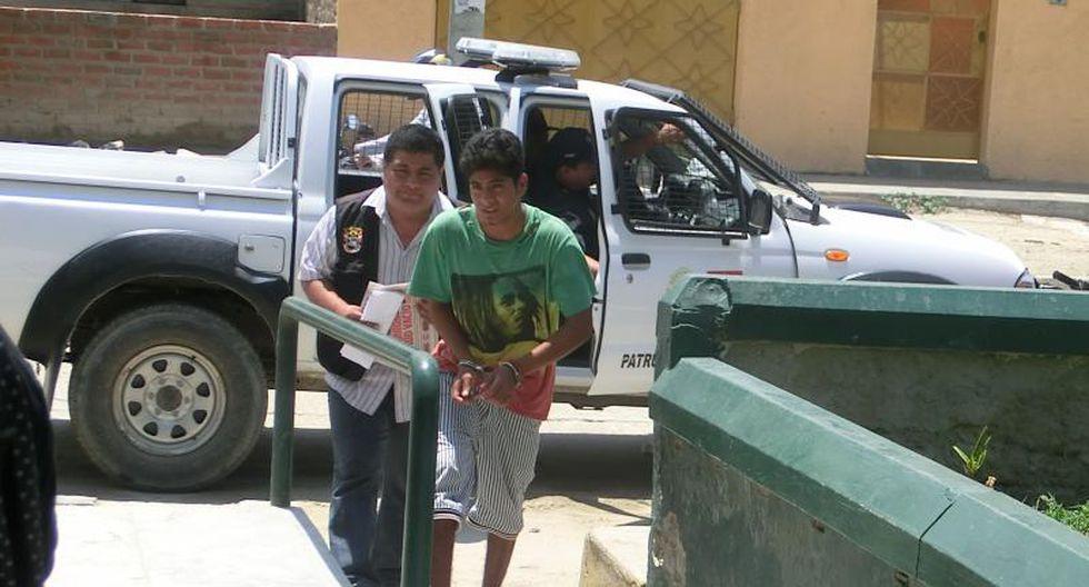 Dos heridos de bala en Las Capullanas