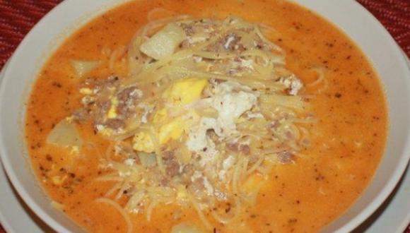 Aprende cómo preparar una sopa a la minuta