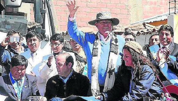 Entérate cual es la deuda que tiene el presidente Pedro Pablo Kuczynski con Puno