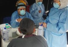 Más de mil casos de COVID-19 en la primera quincena de mayo del 2021 en Huancavelica