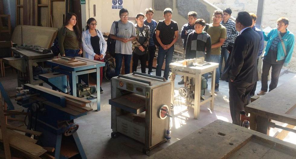 Cuatro cursos gratuitos para jóvenes de 17 a 27 años de edad en Arequipa