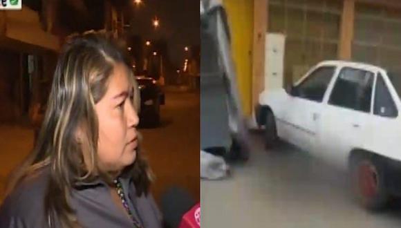 """Mujer lanzó a perrito desde un quinto piso y le causó la muerte: """"No era mi intención, le tiré"""" (VIDEO)"""