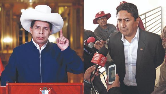 Castillo señala que no podemos permitir que se estigmatice y Cerrón se refirió a los privilegios para justificar las matanzas del terrorismo