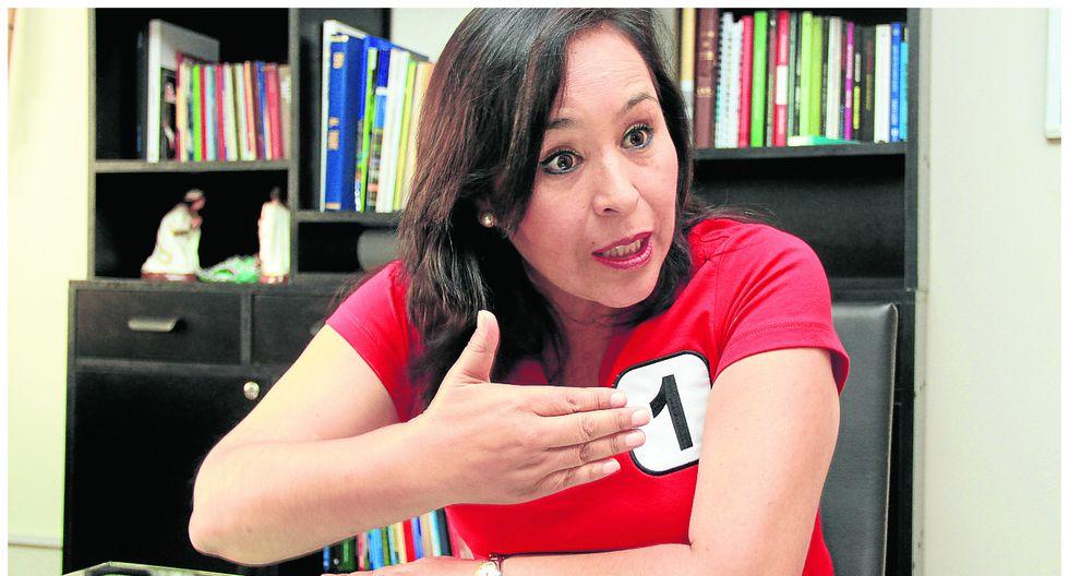 Nidia Vílchez exige que declaren en emergencia la Carretera Central