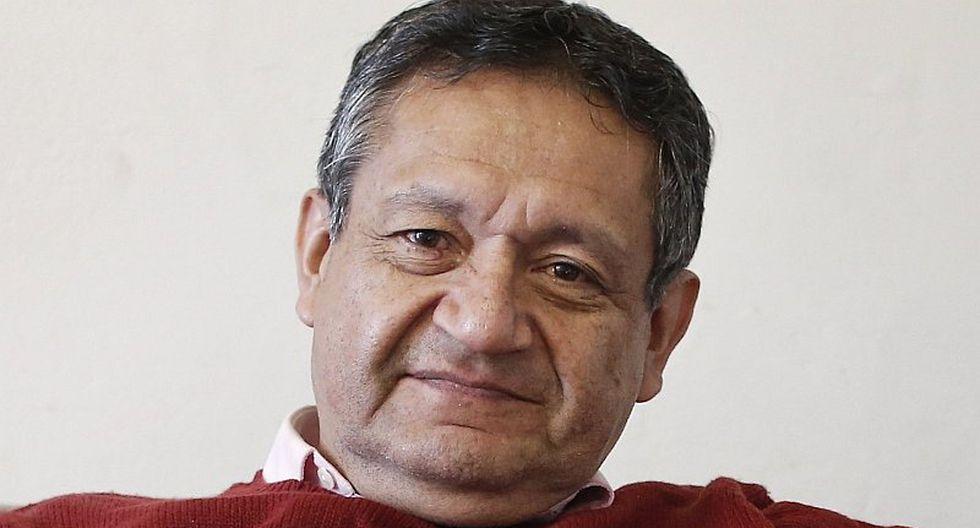 Escritor peruano, Eloy Jáuregui
