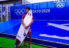 Lucca Mesinas cayó ante el australiano Owen Wright y fue eliminado en surf masculino en Tokio 2020
