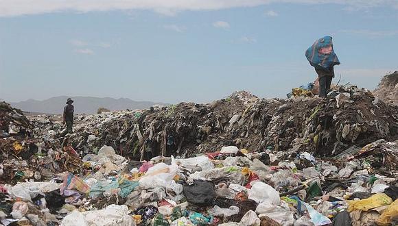 Los municipios de Arequipa aún usan los botaderos informales