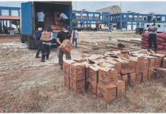 Tumbes: Incautan 3,568 cajas con larvas de langostino