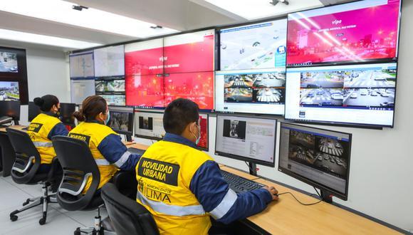 En el Cercado de Lima las faltas más reportadas fueron estacionar el vehículo en zonas prohibidas o rígida. Foto: MML