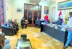 Municipalidad Provincial del Santa comprará materiales a comerciantes de El Ferrocarril