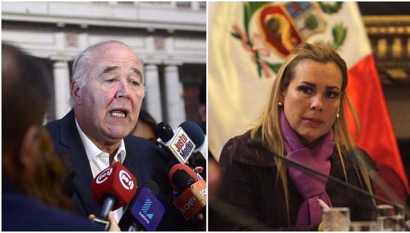 """García Belaunde: """"Por Molinelli, evaluaríamos no ir a una próxima cita con Zavala"""""""