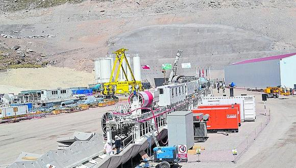 Arequipa: GRA pide ampliación de paralización de Majes II