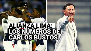 Alianza Lima: estos son los números de Carlos Bustos en el fútbol peruano y su experiencia con el ascenso