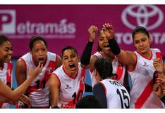 Selección peruana de vóley venció 3-1 a Canadá por los Juegos Panamericanos Lima 2019 (FOTOS)