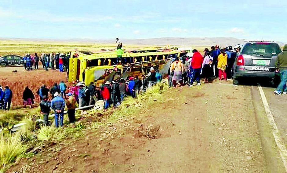 Conductor de bus que mató a 20 personas  enfrenta denuncia  de homicidio culposo