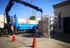 Chimbote: anuncian instalación de planta productora de oxígeno para atender demanda por COVID-19