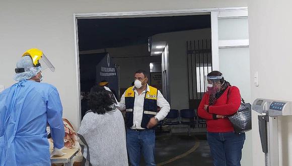COVID-19 manda a director de Hospital Regional de Ica a su casa