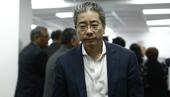 El fiscal José Domingo Pérez se mostró de acuerdo con que se levante la medida, por considerar que ya no era necesaria.