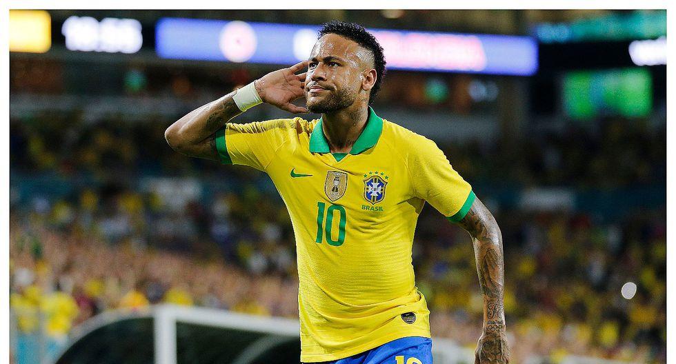 Policía acusa a modelo de extorsión y calumnia contra Neymar