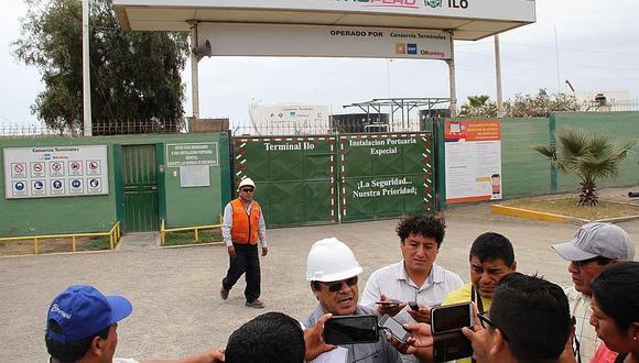"""William Valdivia:""""Petro Perú no permitió verificación de tanque averiado"""""""