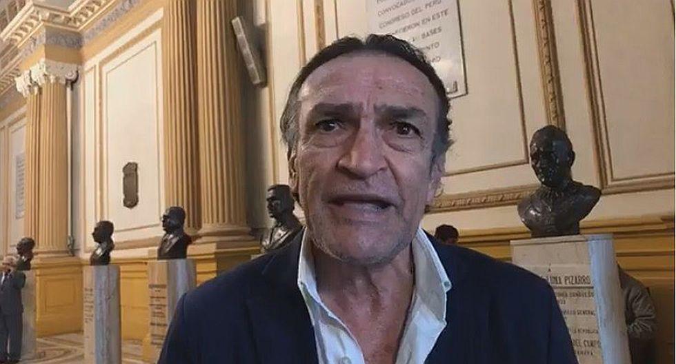 Héctor Becerril: No espero nada del Tribunal Constitucional tras demanda competencial (VIDEO)