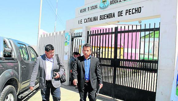 DRE inspecciona colegio Catalina Buendía por casos de violencia escolar