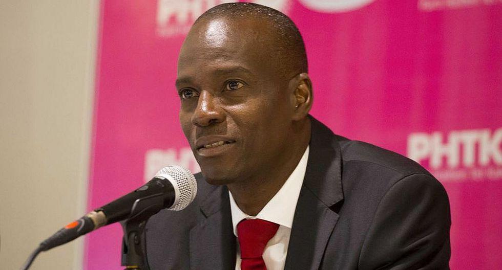 Jovenel Moise es el nuevo presidente de Haití