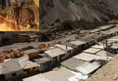 Cuatro mineros mueren asfixiados por gases tóxicos en socavón, en Arequipa