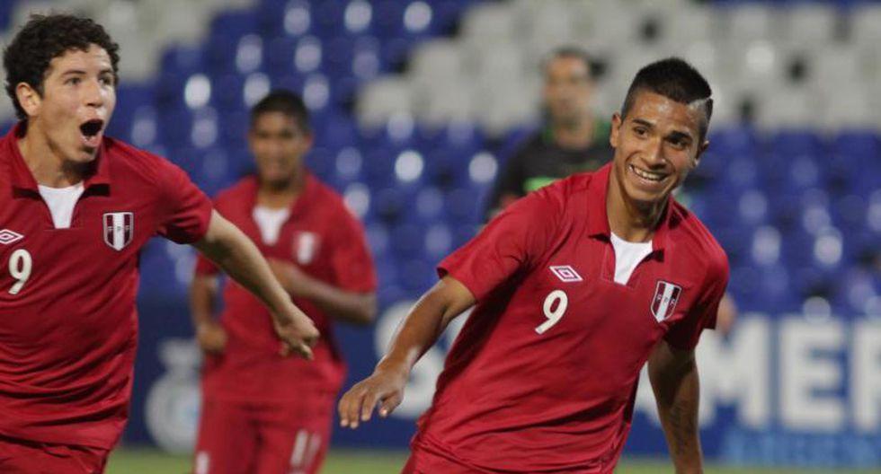 Sudamericano sub 17: Perú enfrenta hoy a Argentina
