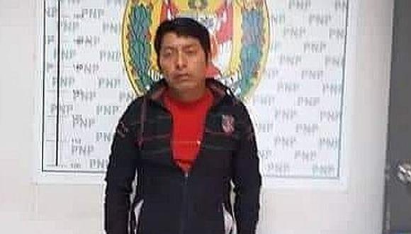 Fiscalía solicitaría cadena perpetua para hombre que asesinó y enterró a su expareja