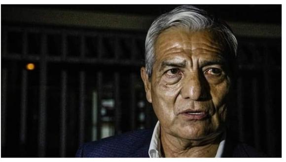 """Coronel (r) había sido internado en el Hospital Alta Complejidad """"Virgen de la Puerta"""" de La Esperanza. Hermano de exautoridad confirmó su deceso. (Foto: Randy Reyes)"""