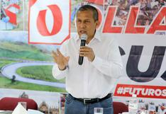 """Ollanta Humala desde Cusco: """"Como ha dicho Acuña, tenemos que marcar la 'O'"""" (VIDEO)"""