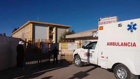 Delincuentes balean a mujer y se llevan su camioneta en Azángaro