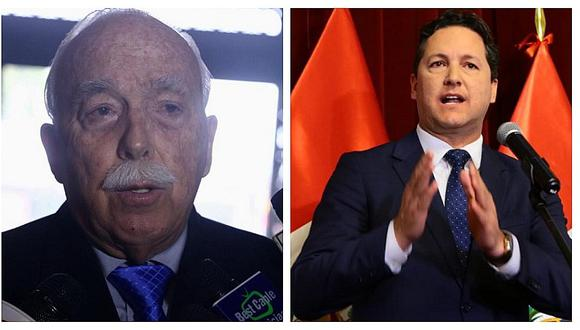 """Carlos Tubino sobre Daniel Salaverry: """"Tiene derecho a presentar un recurso de amparo"""""""