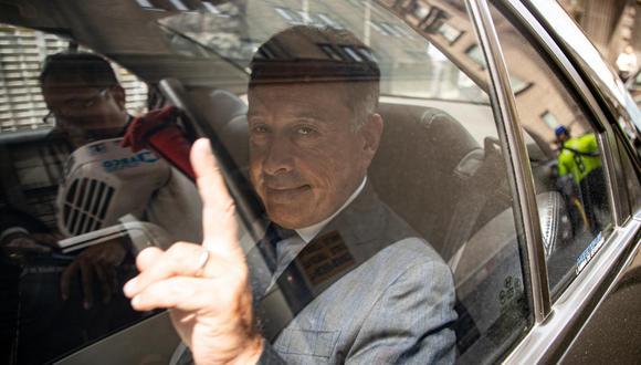 El empresario chileno Gerardo Sepúlveda fue interrogado, por primera vez, por el fiscal Pérez. El socio de PPK brindó detalles sobre su rol en la concesión de la IIRSA Sur. (Foto: GEC)