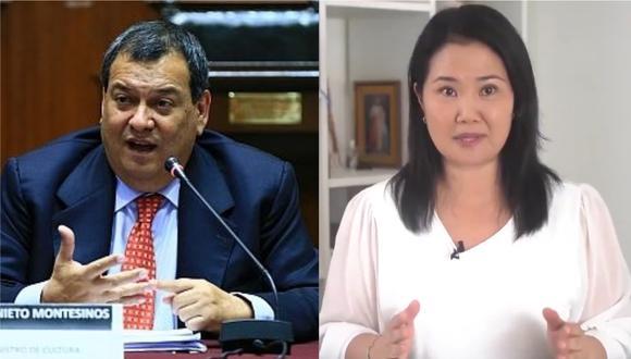 Además, el exministro se mostró en contra del anuncio de Fujimori Higuchi de indultar a su padre, Alberto Fujimori, de llegar a la Presidencia de la República.